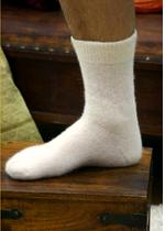 13201 Elite Angora - Thin Socks --  orig $14.95-  40%  Off !!