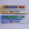 19092 Melozide Max and CM - dual ointment for hemorrhoids (10gr, 10gr)  buy, review, comments, online